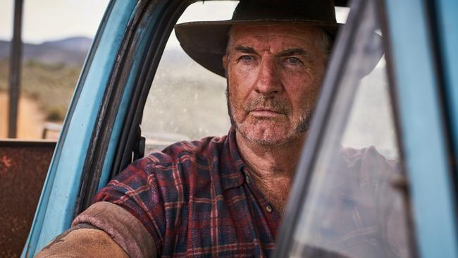 John Jarratt has been charged with historic sexual offence. Picture: Stan.