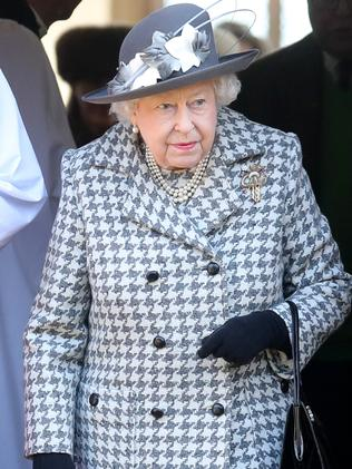 Harry's grandmother, the Queen, has been the focus of the series. Picture: Chris Jackson/Getty Images