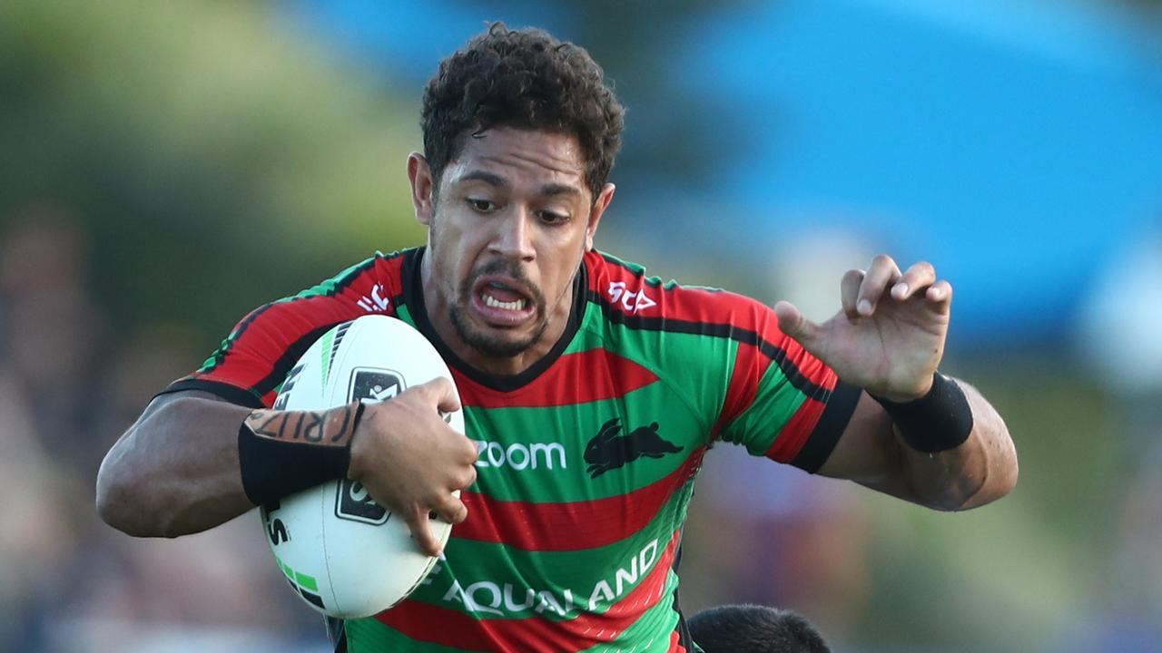 Dane Gagai had been rumoured to be unhappy at Souths.