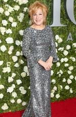 Bette Midler attends the 2017 Tony Awards at Radio City Music Hall on June 11, 2017 in New York City. Picture: Jemal Countess/Getty Images for Tony Awards Productions