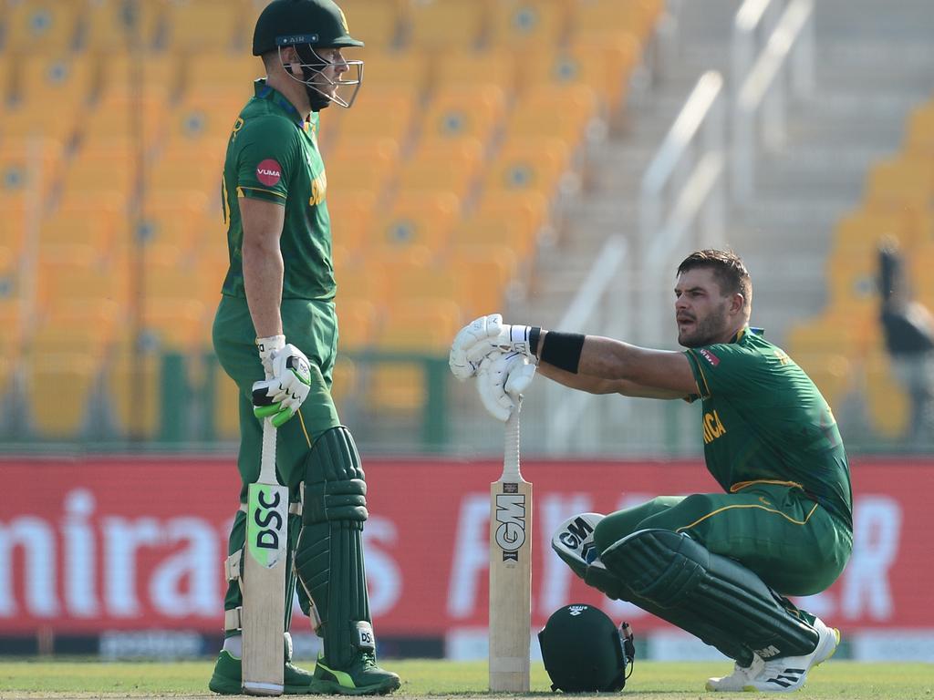 Australia v South Africa - ICC Men's T20 World Cup 2021