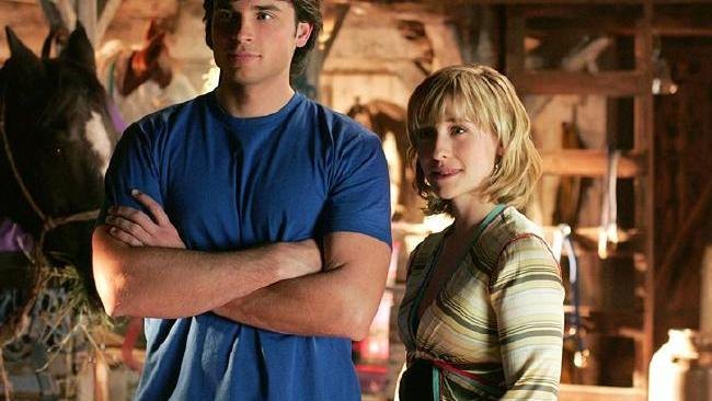 Allison in Smallville.