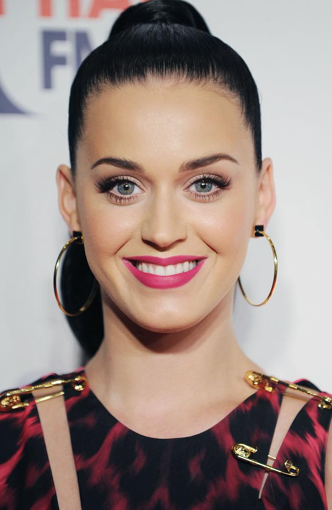 Opening up... Katy Perry reveals personal details ablot life and love in the August edition of Rolling Stone magazine. Picture: Getty.
