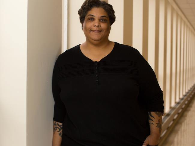 Best-selling American author Roxane Gay. Picture: Jay Grabiec