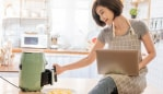 You can cook so much more than just chips in an air fryer. Image: iStock