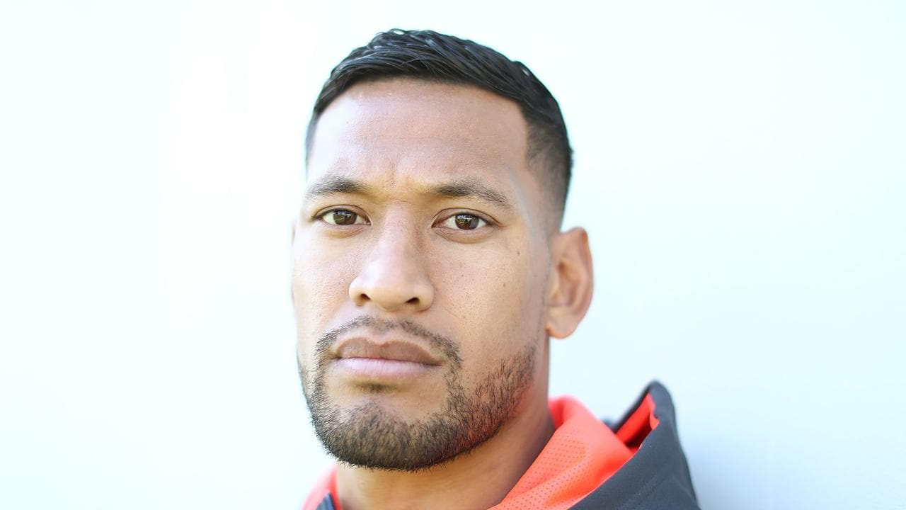 Israel Folau and his camp have responded after his GoFundMe page was taken down.