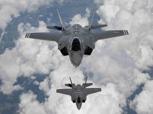 The F-35 Lightining II Joint strike fighter has led a protracted, troubled - and expensive - development.