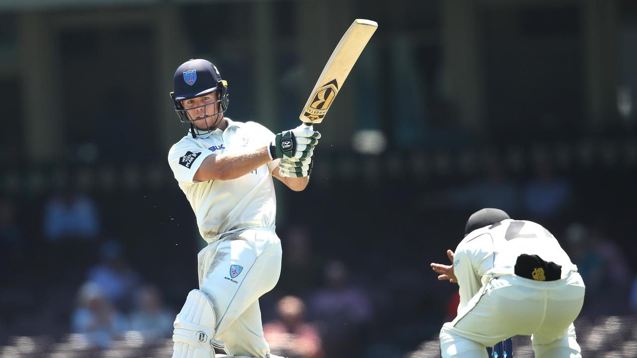 Daniel Solway proved a point with his century on debut.
