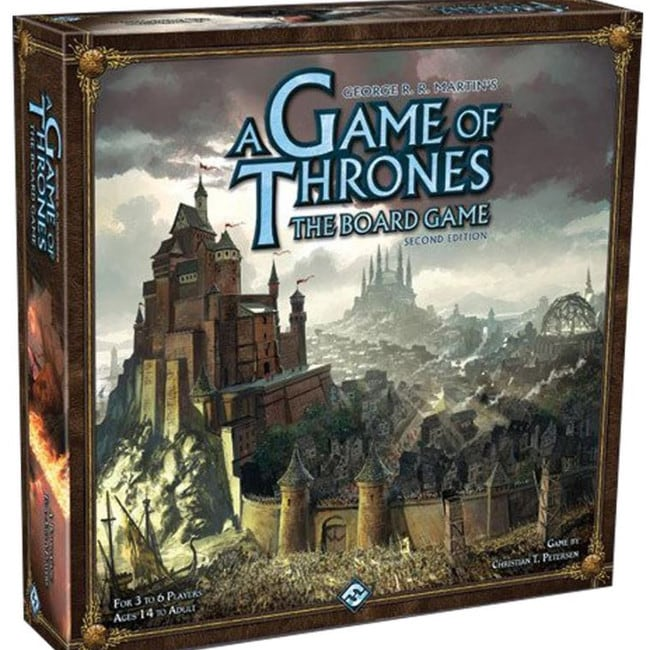 A Game of Thrones: The Board Game. Picture: Supplied