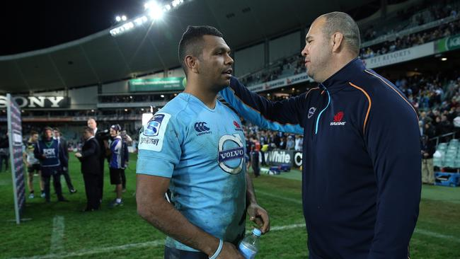 Cheika has given the Waratahs that special ingredient: consistency.