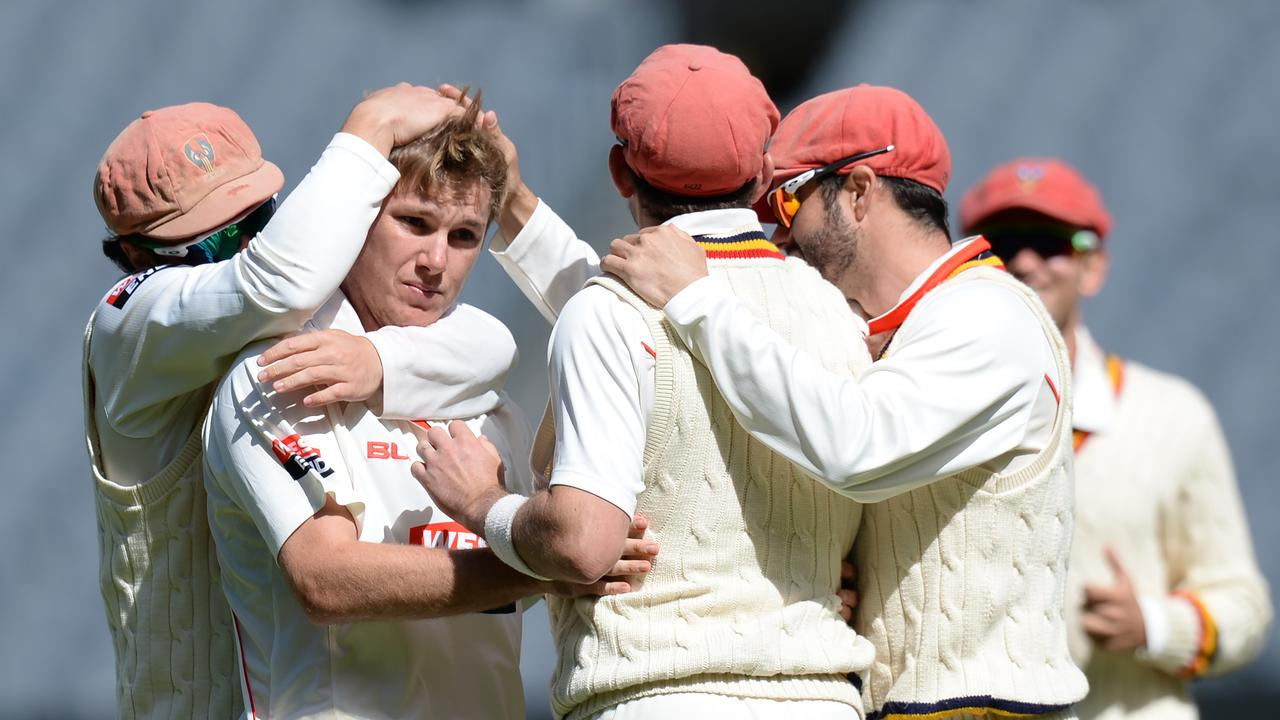 Adam Zampa's time at South Australia is over.
