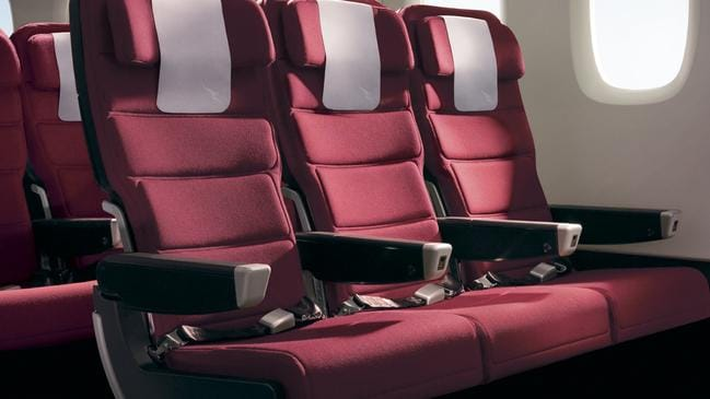 A seat on board the Qantas 'Points Plane' A380 won't cost you a cent.