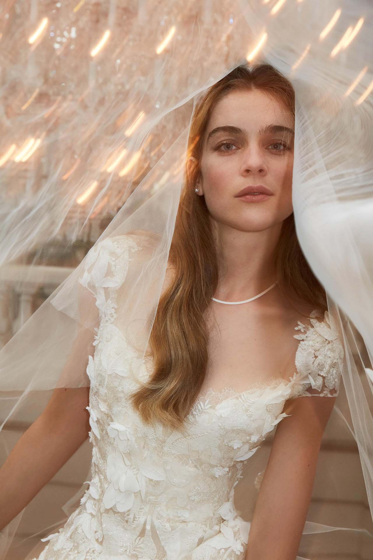 Behind the veil: all you need to know about a bride's most romantic accessory