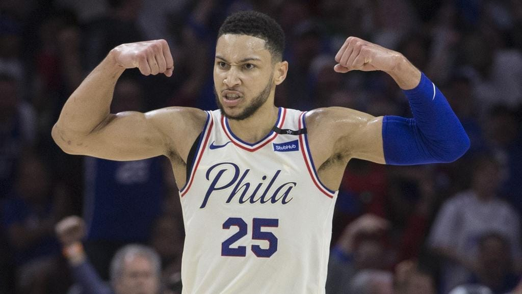 Ben Simmons led the 76ers to the NBA finals. 25e9329ad
