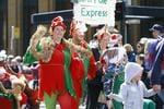 Hobart Christmas Pageant 2019. Picture: MATT THOMPSON