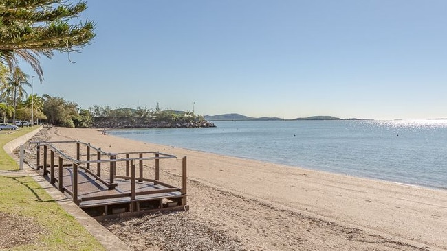 There are plenty of beach bargains up for grabs in Barney Point.