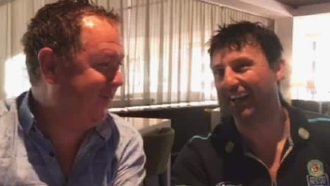 NSW coach Laurie Daley reveals what his final words to the players will be,  and what the Blues get up to in the last ten minutes before kick-off.