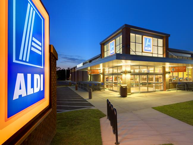 Aldi will 'refund or replace any grocery item you are not entirely satisfied with'.