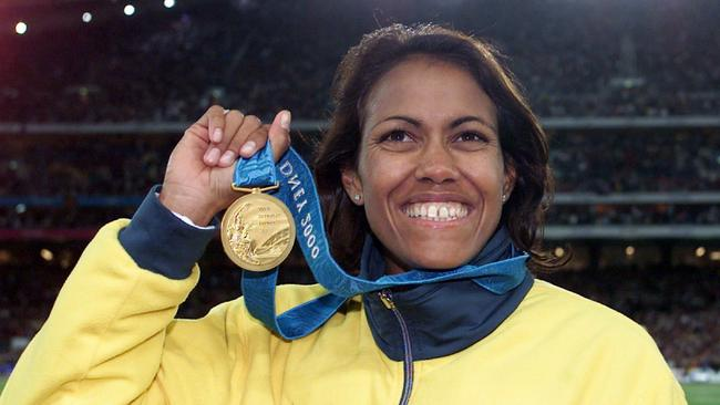 A nation held its breath and Cathy Freeman won gold.