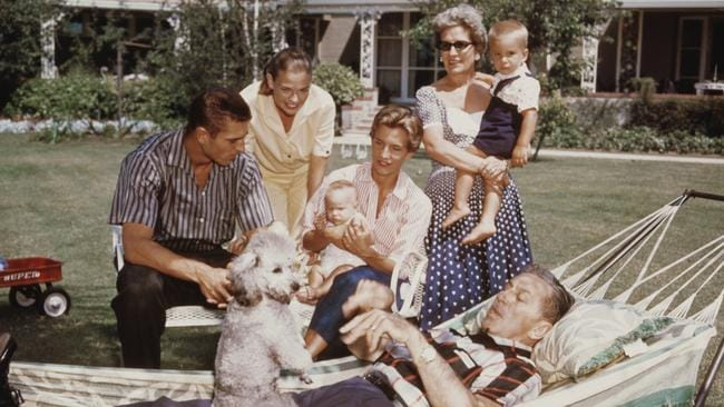 It wasn't all happy families for Walt Disney and his descendants. Picture: Gene Lester/Getty Images
