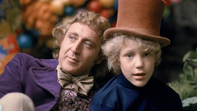 Gene Wilder remains the definitive on-screen Willy Wonka