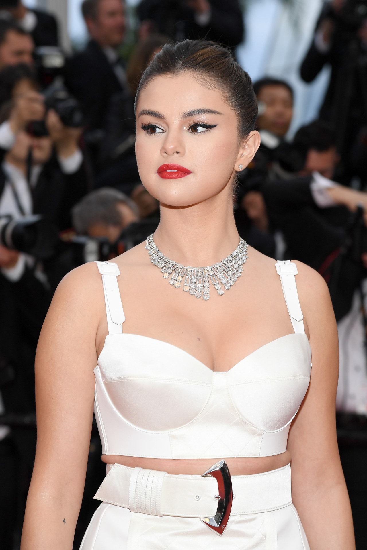 Selena Gomez returns to the red carpet at the 2019 Cannes Film Festival