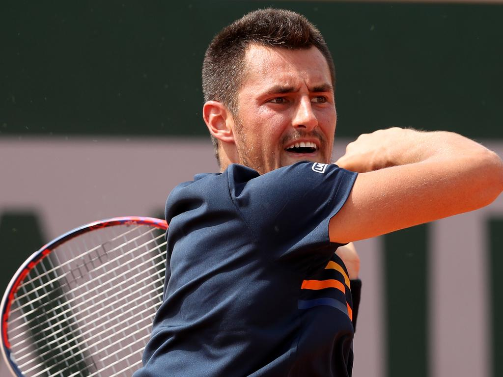 2018 French Open - Day Two