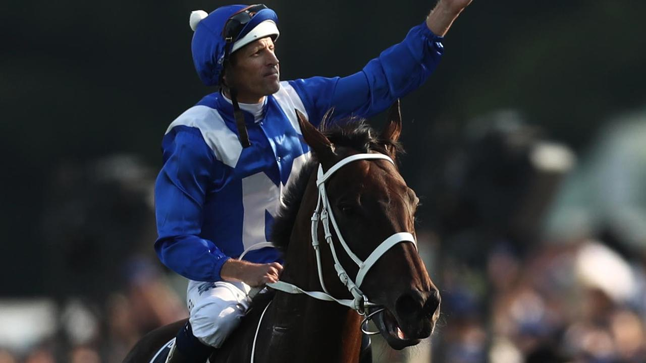 Maloney was prepared to gamble big on superstar Winx/