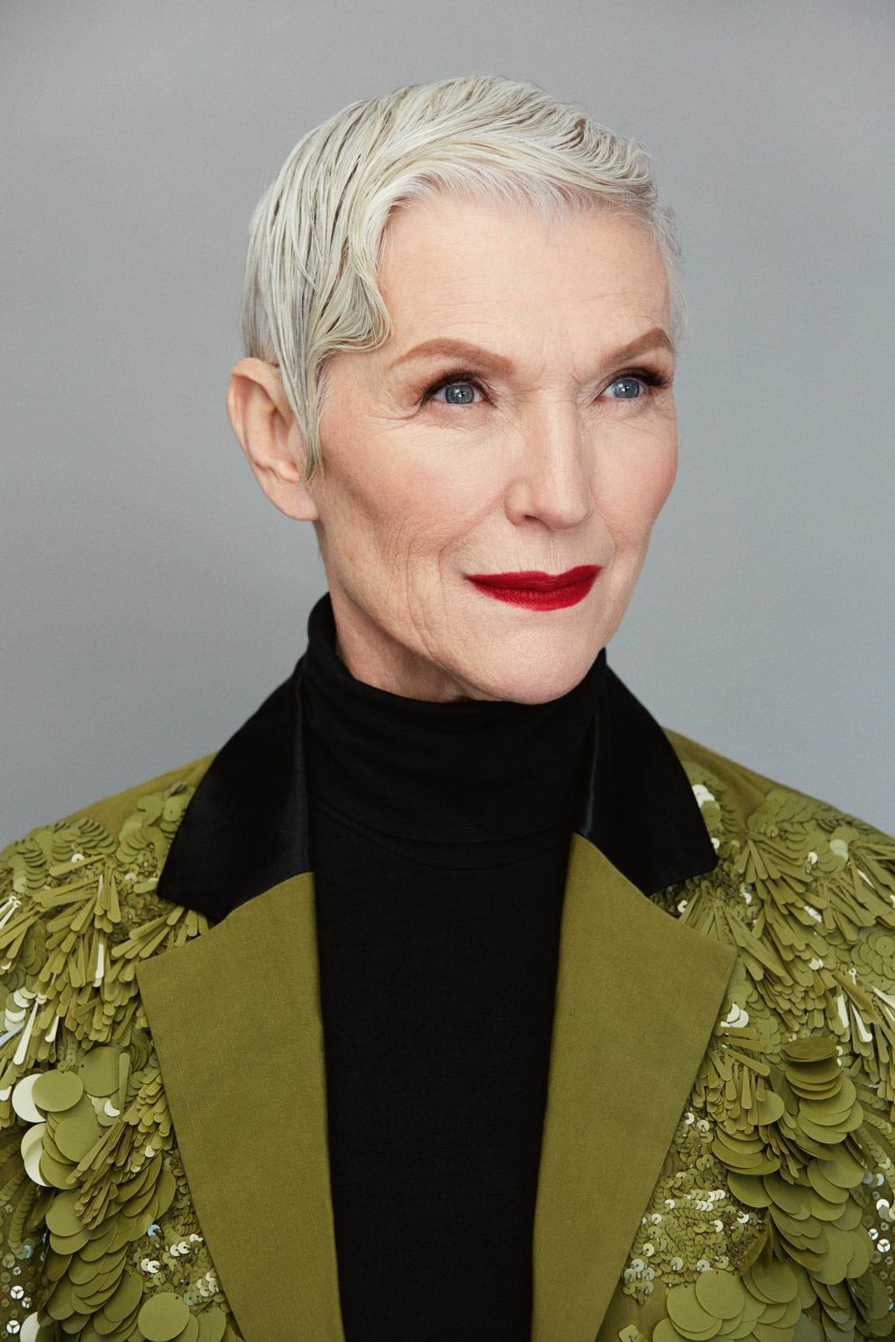 70-year-old model Maye Musk on challenging our beauty preconceptions