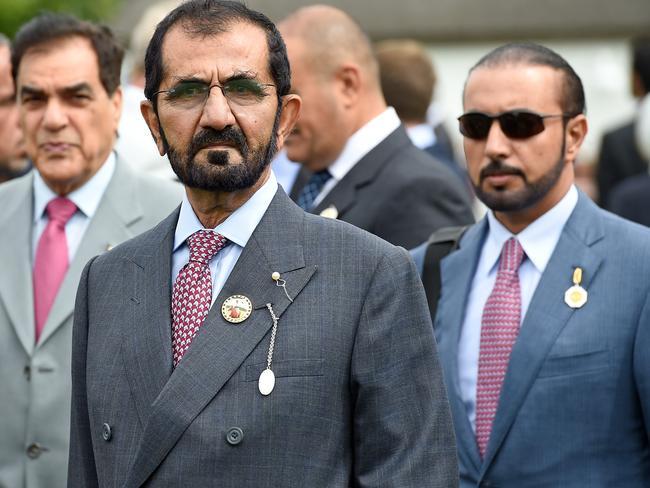 Sheikh Mohammed bin Rashid Al Maktoum is finally a big winner.