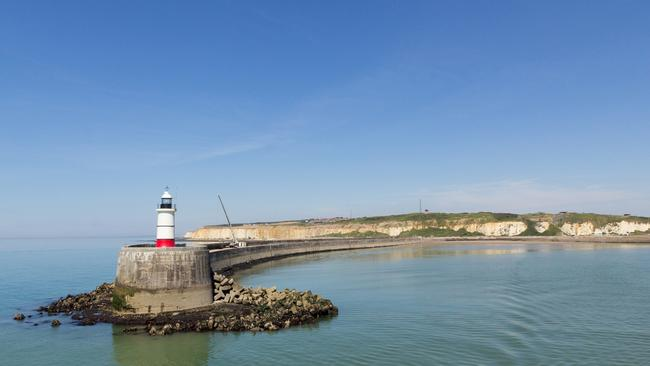 The station was built at the English Channel town to serve the port of Newhaven harbour. Picture: iStock