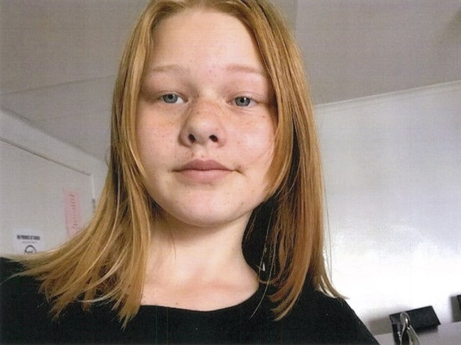 Carly Gibson has been missing for five days. Picture: NSW Police
