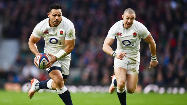 Ben Te'o has been chosen for the British and Irish Lions.