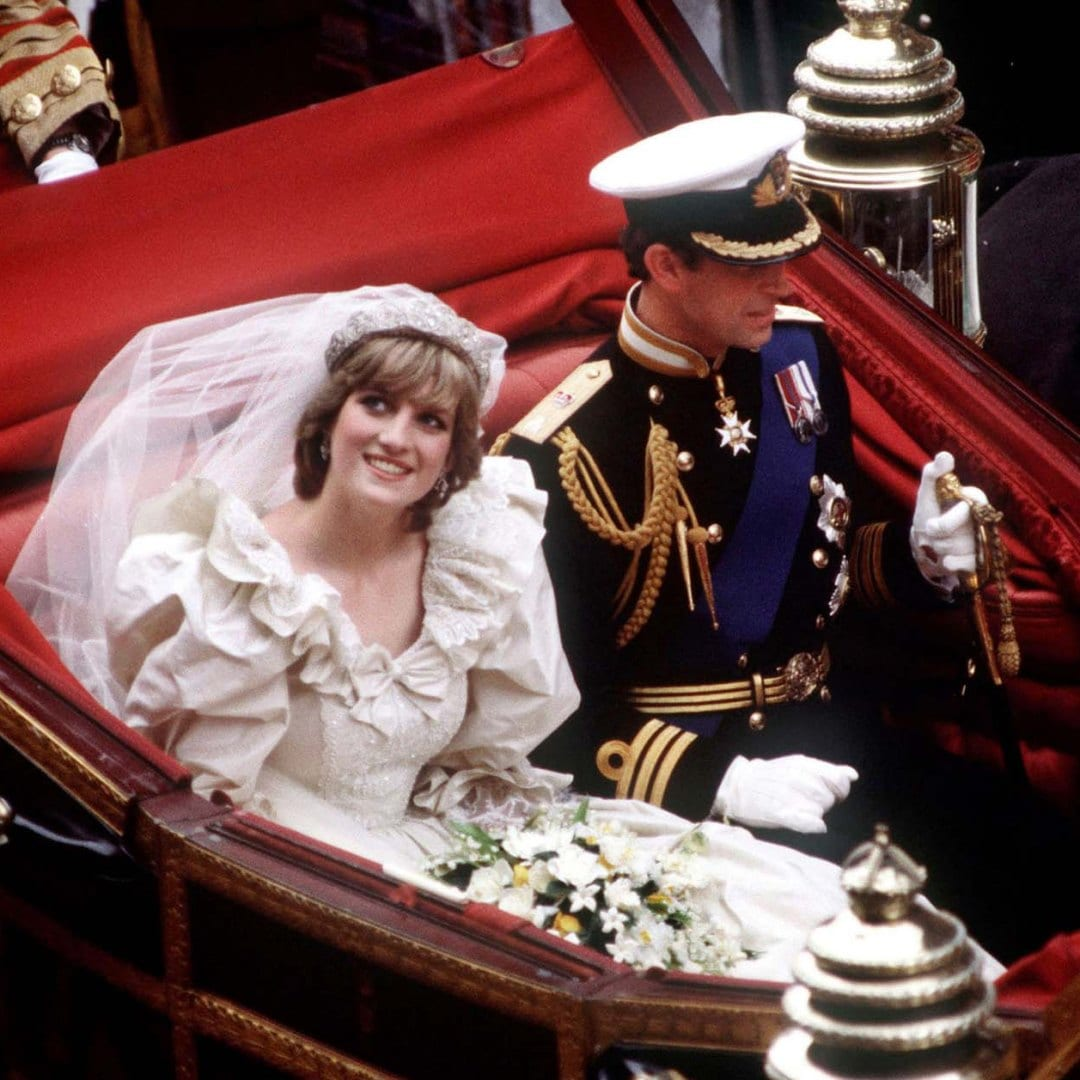 Inside Prince Charles and Princess Diana's 1981 wedding