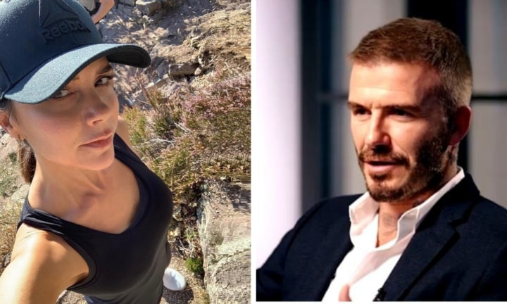 Victoria and David Beckham land in Sydney after tell-all interview airs
