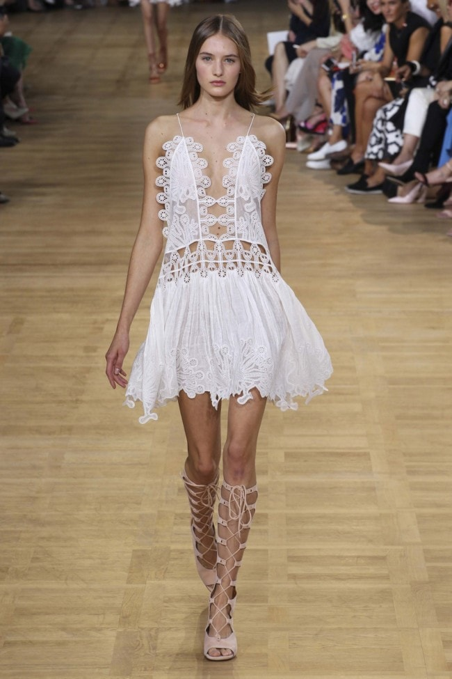 Chloé ready-to-wear spring/summer '15