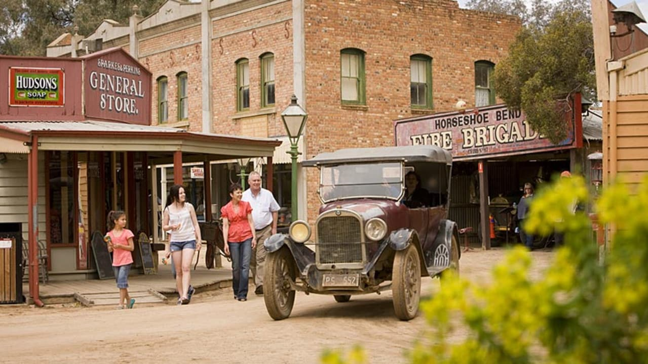 The small towns in Australia that mean business