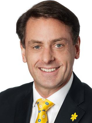 Cancer Council SA chief executive Lincoln Size