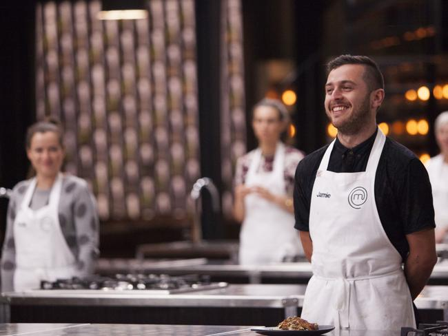 MasterChef contestant Jamie Fleming was a favourite to win this season.