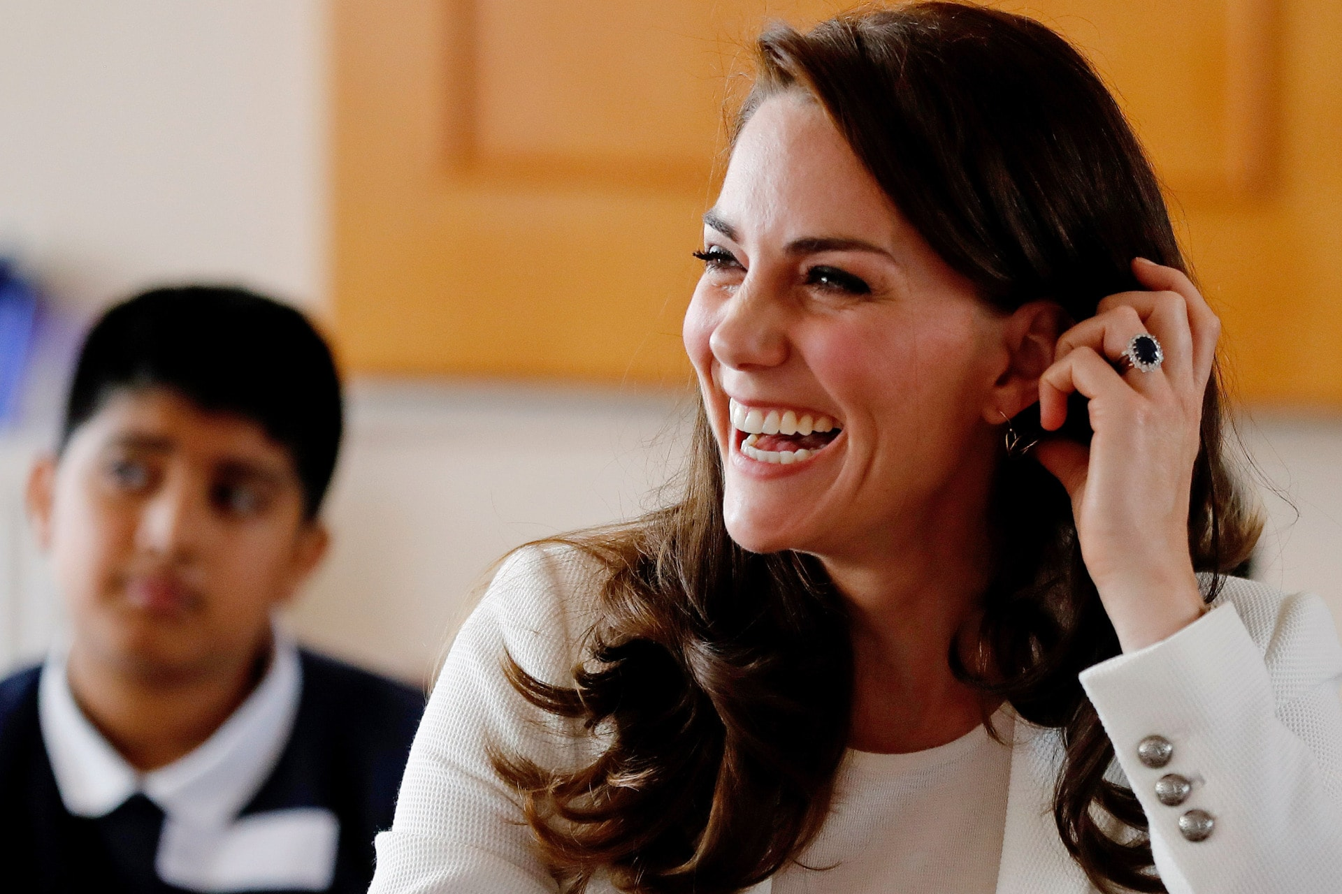 Kate Middleton's engagement ring once belonged to Prince Harry