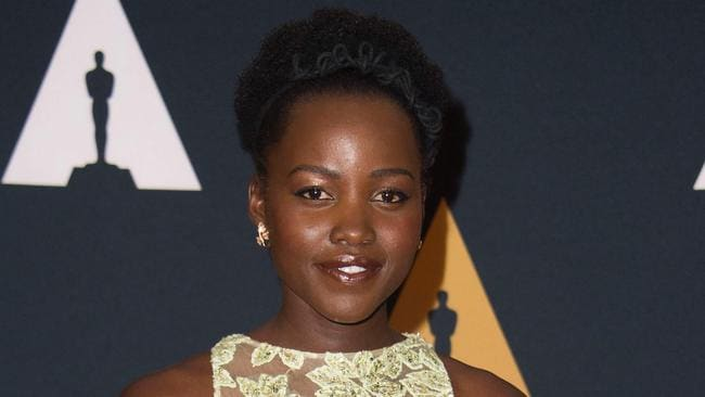 Lupita Nyong'o is the latest actor to share that she too was harassed by Weinstein. (Pic:AFP/Valerie Macon.)