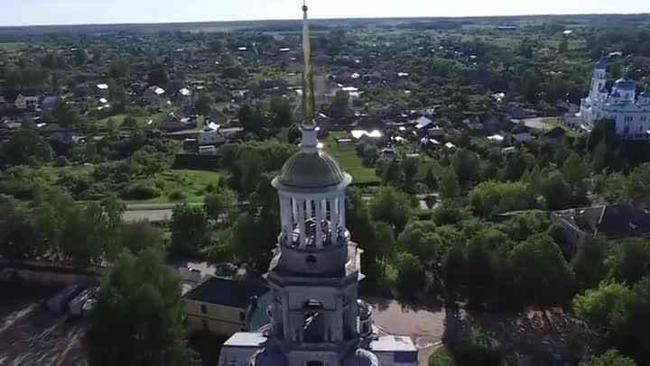 Couple Having Sex On Top Of Monastery Tower Busted By -1875
