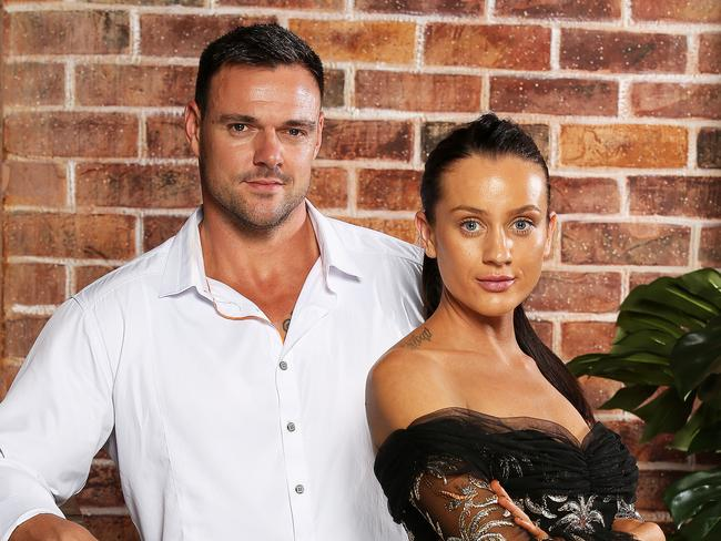 "Ines has reportedly been living like a ""recluse"" since her time on MAFS. Picture: Nigel Wright"