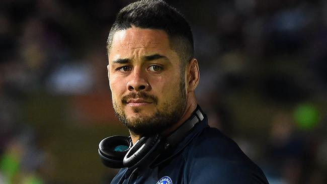 71a983ad0 Jarryd Hayne leaves the Parramatta Eels  St George firms as suitor