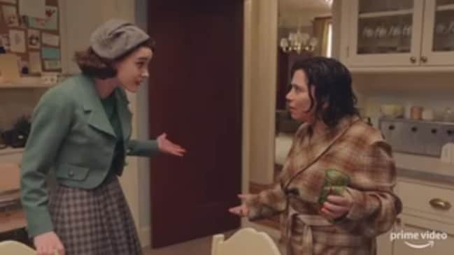 Marvelous Mrs Maisel season two trailer