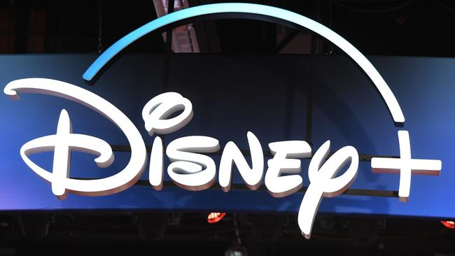 Disney+ launched in Australia and is $9 a month. Picture: Robyn Beck/AFP