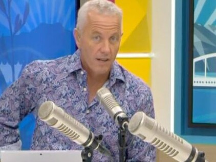 Mark Richardson, a breakfast radio host in New Zealand said he wouldn't attend services if there was a safety threat. Source: NewshubNZ