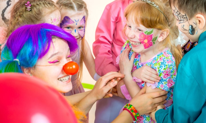 Confessions of a children's party entertainer
