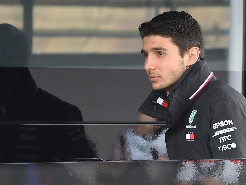 Esteban Ocon knows all about being left in the lurch by his team.