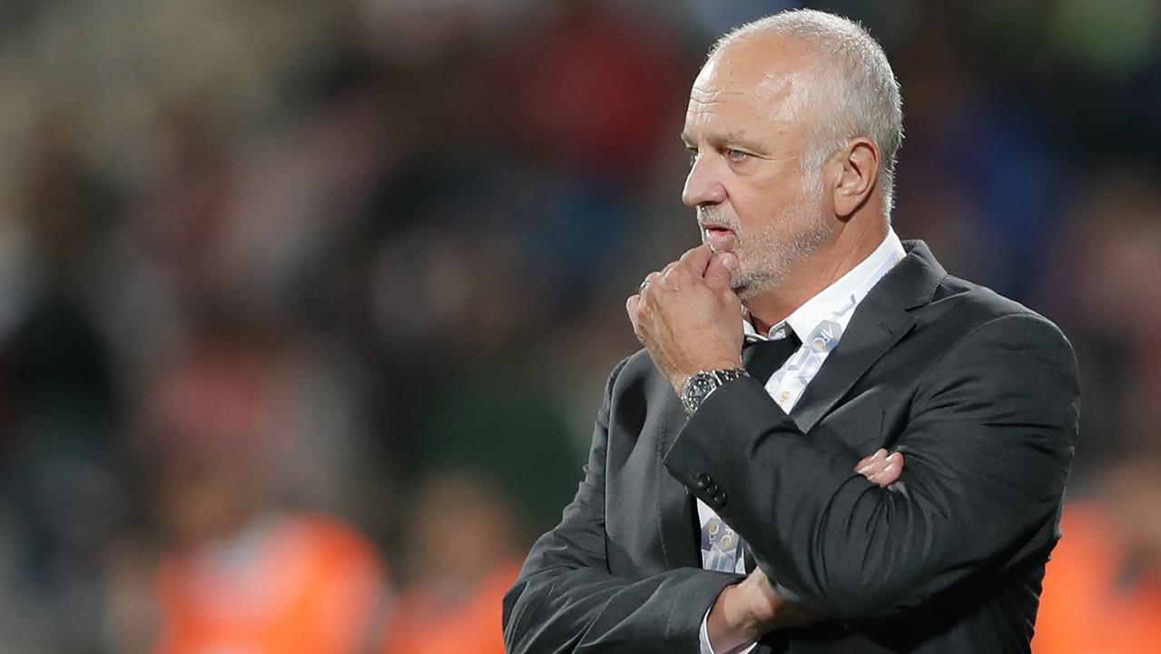 Graham Arnold has learnt who Australia will face next winter.